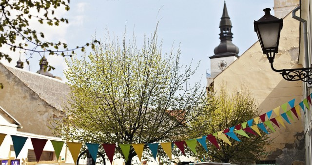 Trnavský rínek - apríl 2014