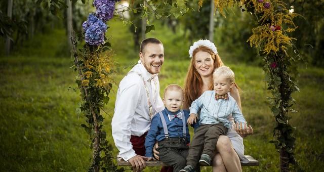 haršány family